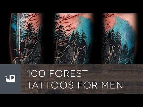 100 Forest Tattoos For Men