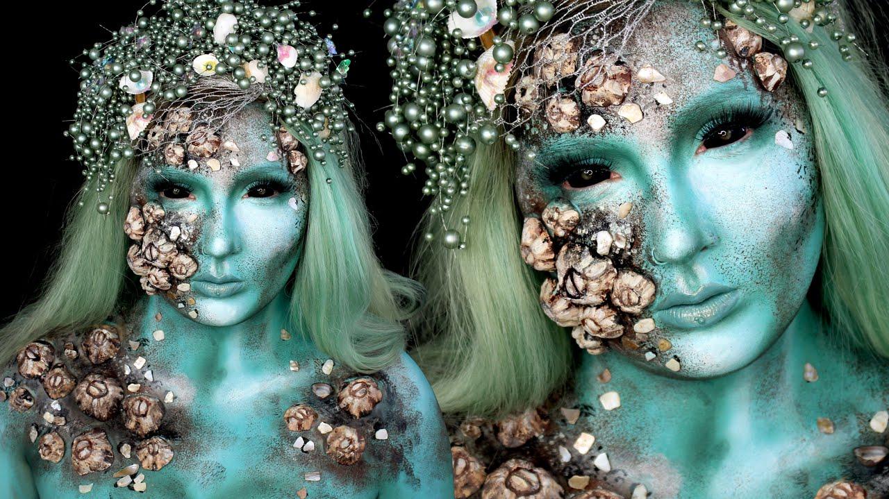 Love Sick Evil Mermaid Makeup Special Tutorial