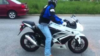 2011 Kawasaki Ninja 250r Yoshimura