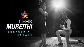 Engaged at Engage - Chris Mureithi