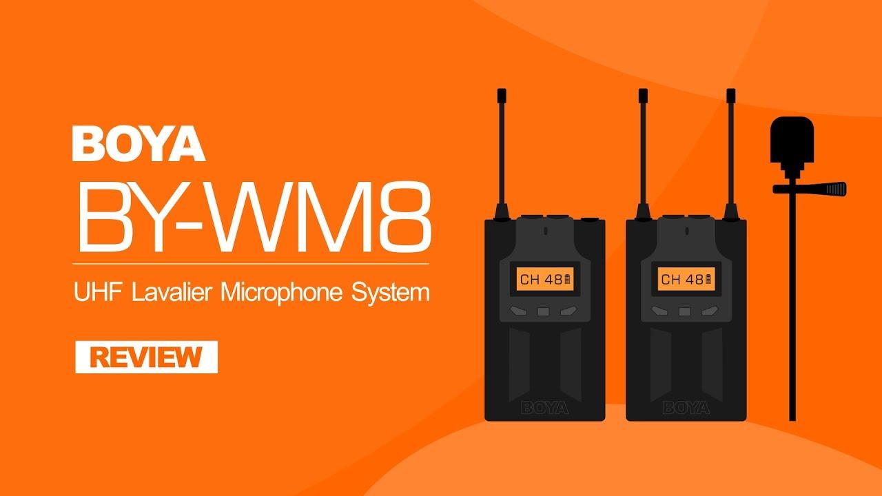 Радиомикрофон Boya BY-WXLR8 - 3D-обзор от Elmir.ua - YouTube