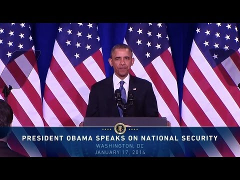 """Obama NSA Reforms Are """"A Bouquet of Roses"""" to the Intelligence Agencies"""