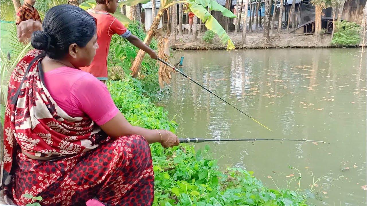 Best Hook Fishing😲 Traditional Hook Fishing - Hook Fishing By Machhali Wala