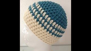 Repeat youtube video Häkeln - Mütze aus hatnut XL von Pro Lana