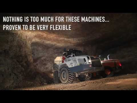 Terex Trucks shows true grit in Irish Salt Mine