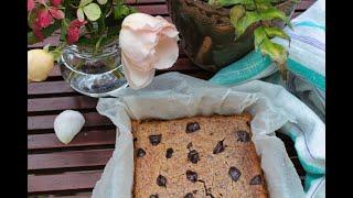 Best Blondie Recipe - How To Make Classic Blondie Brownies (Blondies)