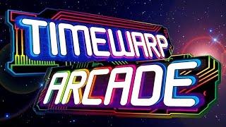 "Timewarp Arcade Promotional Film - ""The Arcade Is Back"""