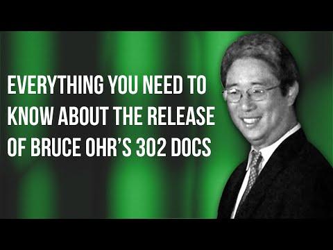 New Bruce Ohr FBI 302s Show UNPRECEDENTED EFFORT by FBI/DOJ/State Dept to Target Trump | Tom Fitton