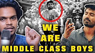 Middle Class boy's Dreams | Arunodhayan