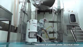 Nilfisk-CFM industrial vacuum solutions for pharma, food and OEMs