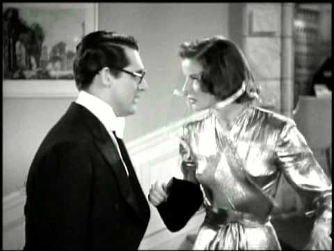 Bringing Up Baby 1938  Cary Grant  Katharine Hepburn