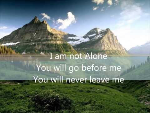 Kari Jobe - I Am Not Alone [Lyrics]