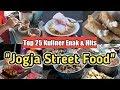 BIKIN NAGIH!!! Top 25 Kuliner Enak Dan Hits Jogja Street Food Yang Murah Meriah - Kuliner Jogja