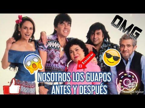 Antes Y Despues De Nosotros Los Guapos Cecili Genial Youtube Vinieron problemas de piel, de uñas, de dientes, de pelo. youtube