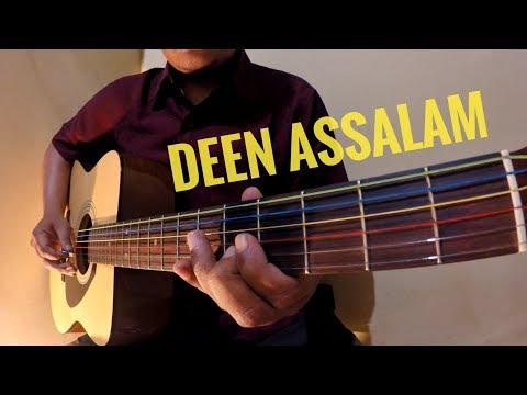 DEEN ASSALAM - Sabyan (Guitar Instrument Cover) By The Superheru