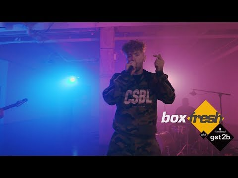 Mullally - She Don't Know Me | Box Fresh with got2b