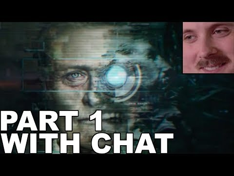 Forsen plays: Observer | Part 1 (with chat)