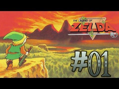 NES | Guía The Legend of Zelda #1 | Preparación: Corazones, Espada, Secretos, Vela y Anillo Azul