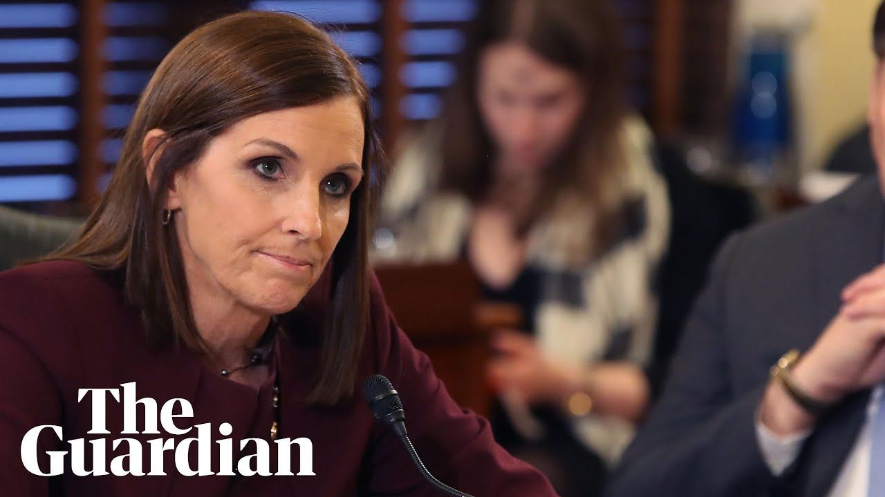 Sen. Martha McSally, a former fighter pilot, says she was raped while serving ...