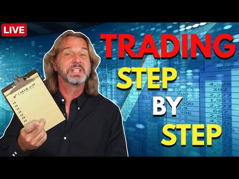 🔴My Step By Step Trading Plan and How You Can Apply It Also | Coffee With Markus – Episode 41