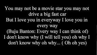Buju Banton Feat. Wayne Wonder - Bonafide Love (Lyrics) HD
