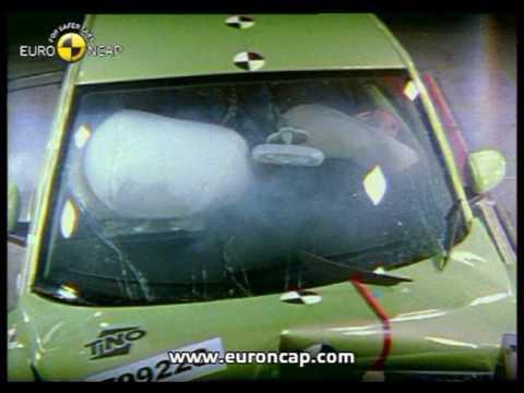 euro ncap vw beetle 2000 crash test youtube. Black Bedroom Furniture Sets. Home Design Ideas