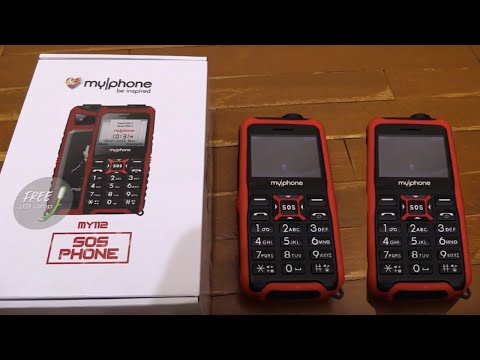 SOSPHONE from MyPhone Review
