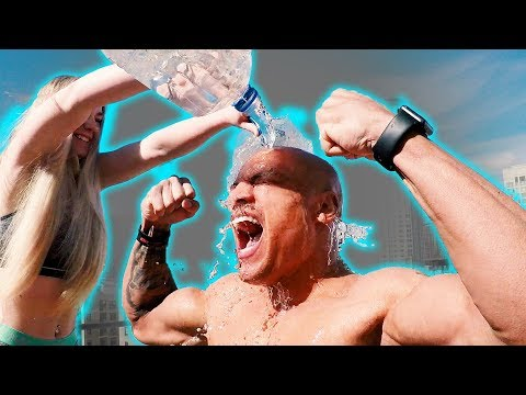 Drink 2 Gallons Of Water A Day To BUILD MUSCLE FASTER!