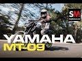 Yamaha MT-09 2017: Prueba Naked