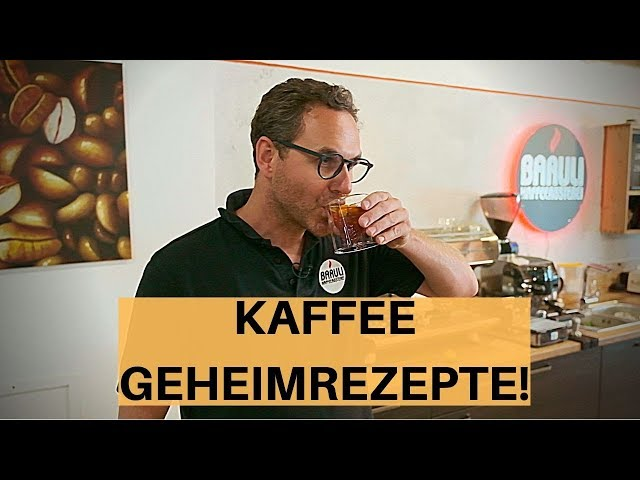 KAFFEE GEHEIMREZEPTE ZUM NACHMACHEN! (TUTORIAL)