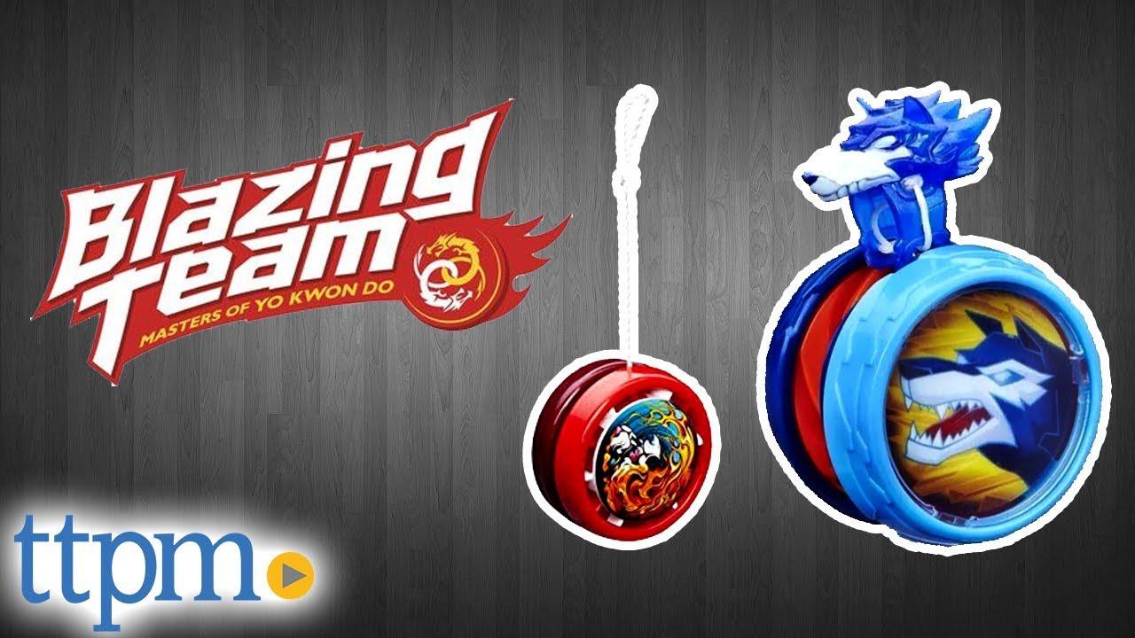 blazing team yoyo games online