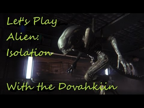 Let's Play Alien: Isolation - Part 34 - Dang it... I liked Samuels...
