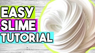 how to make slime for beginners best easy way to make slime