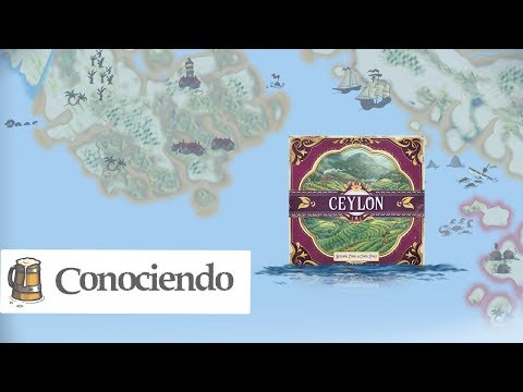 Conociendo Ceylon