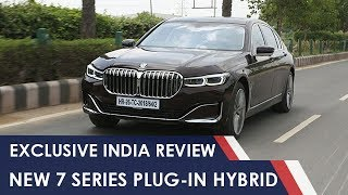 Exclusive India Review: BMW 745Le Plug-In Hybrid | NDTV carandbike