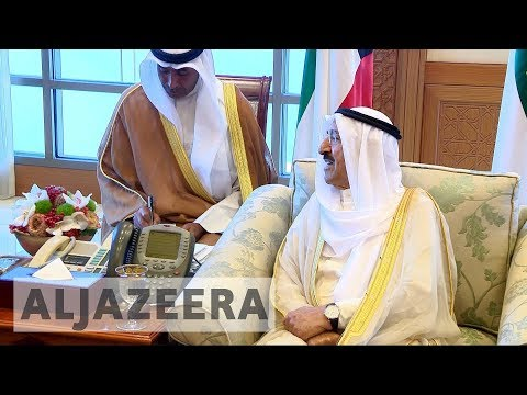 Kuwaiti emir to hold talks with Trump in US