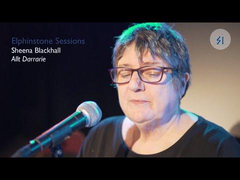 Allt Darrarie By Sheena Blackhall  |  The Elphinstone Series  |  University Of Aberdeen