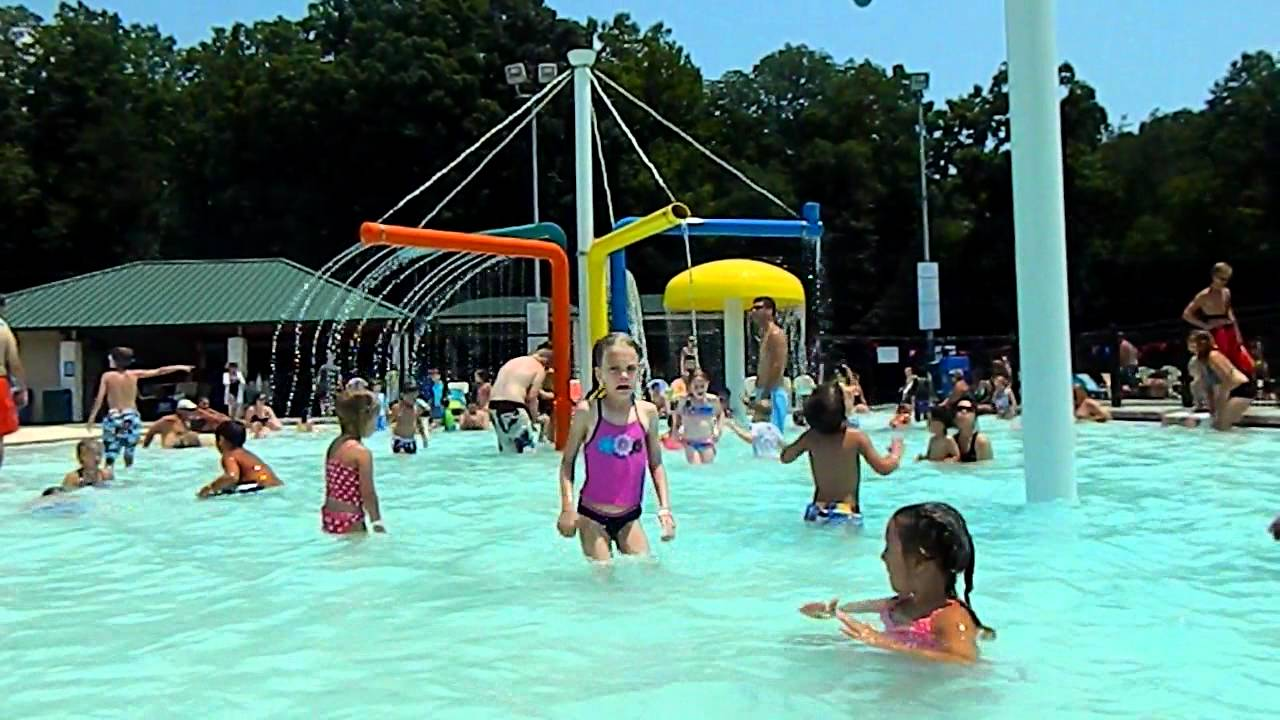 Fam At Tanglewood Pool 1 Youtube