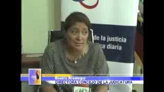 Presentación de nuevos Notarios para la Provincia de Zamora Chinchipe
