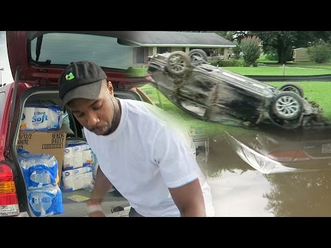 Donating/Helping Victims Of Louisiana Flooding [Flood Update] #PrayForLouisiana