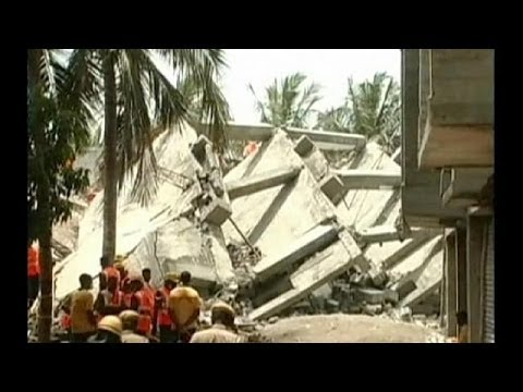Death toll rises in Chennai building collapse