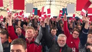 Выдвижение  Навального в президенты в Москве