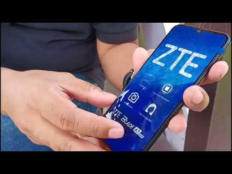 ZTE Blade A7 (2019) Unboxing By Ohsem.me