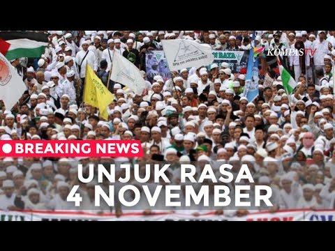 Live Streaming Aksi Unjuk Rasa 4 November 2016