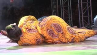 Ben Pol - LIVE IN TANGA, FIESTA 2016: Singing Mduara (Kinyaunyau by Njenje)