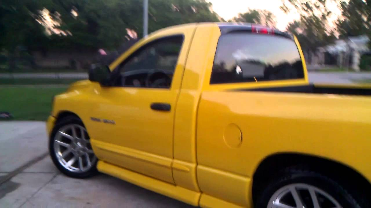 small resolution of 2004 dodge ram rumble bee cammed