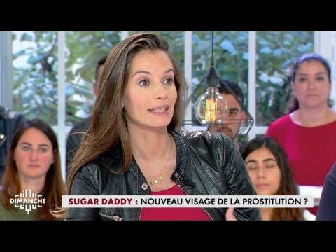 Sugar Daddy : nouveau visage de la prostitution ?  - Clique Dimanche du 15/10 - CANAL+