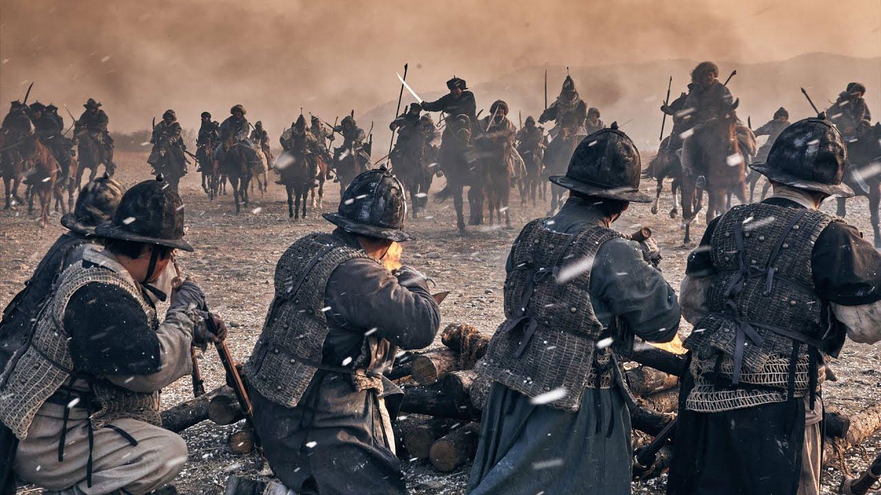 100000清兵跨過鴨綠江,血战韓國軍隊,韓國歷史最屈辱的記憶!真實歷史戰爭電影