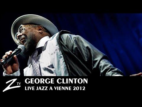 George Clinton - Flash Light - LIVE