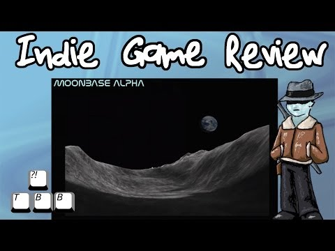 Indie Game Review - Moonbase Alpha